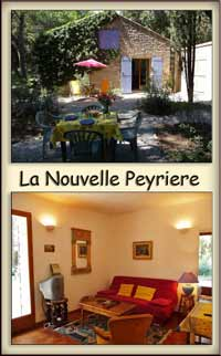 holidays France self catering villa
