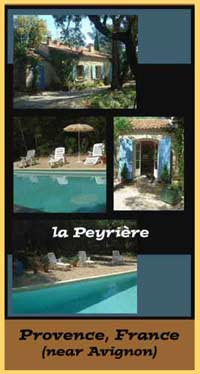 la Peyriere - stone villa with pool - near Avignon, Mont Ventoux, Carpentras