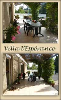 Provence private villa rental with pool